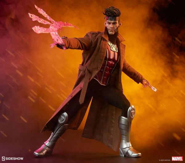 X-Men Action Figure 1/6 Gambit Deluxe 30 cm