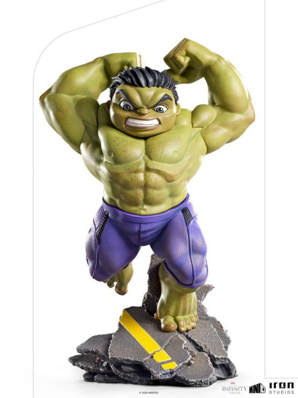 The Infinity Saga: Hulk - Mini Co. PVC Figure 23 cm - Iron Studios