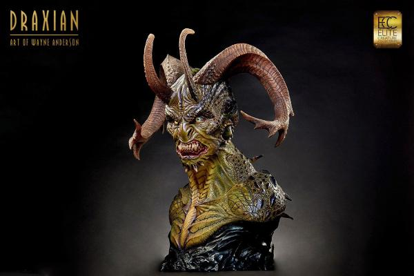 Draxian Life-Size Bust by Wayne Anderson 71 cm