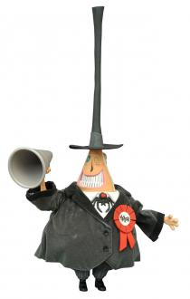 Nightmare before Christmas Doll The Mayor 30 cm