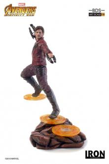 Avengers Infinity War BDS Art Scale Statue 1/10 Star Lord 23 cm