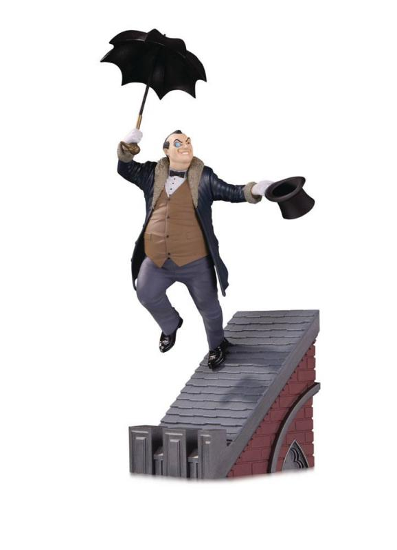 Batman Rogues Gallery Multi-Part Statue The Penguin 23 cm (Part 1 of 6)
