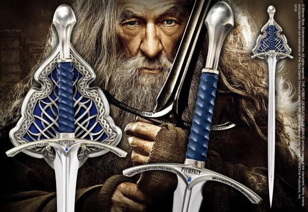 The Hobbit Replica 1/1 Glamdring Sword 120 cm