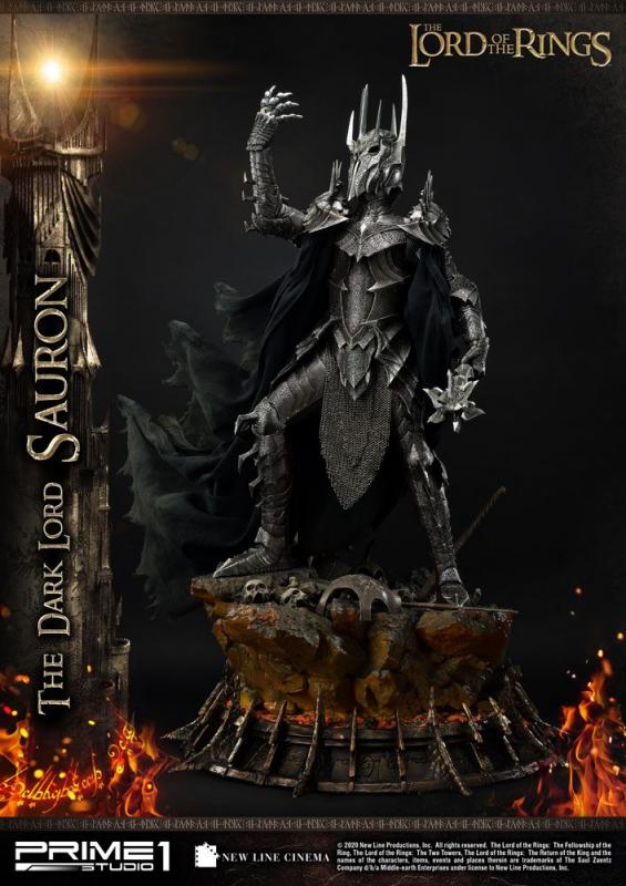 Lord of the Rings: The Dark Lord Sauron - Statue 1/4 - Prime 1 Studio