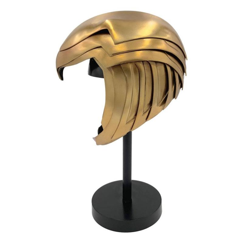 Wonder Woman 1984: Golden Armor Helmet 1/1 Replica - Factory Entertainment
