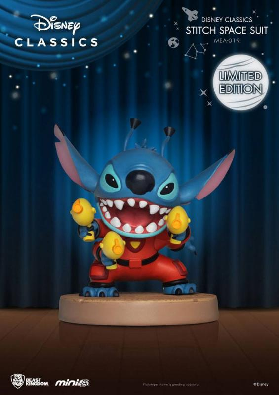 Disney Classic: Stitch Space Suit - Mini Egg Figure - Beast Kingdom