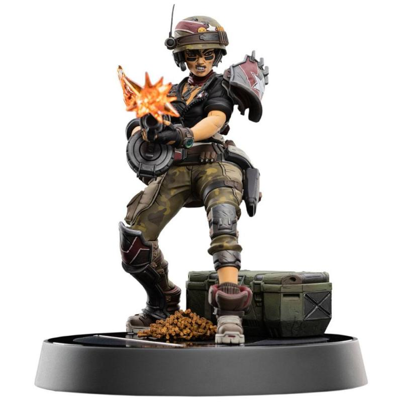 Borderlands 3: Moze - Figures of Fandom PVC Statue 22 cm - Weta