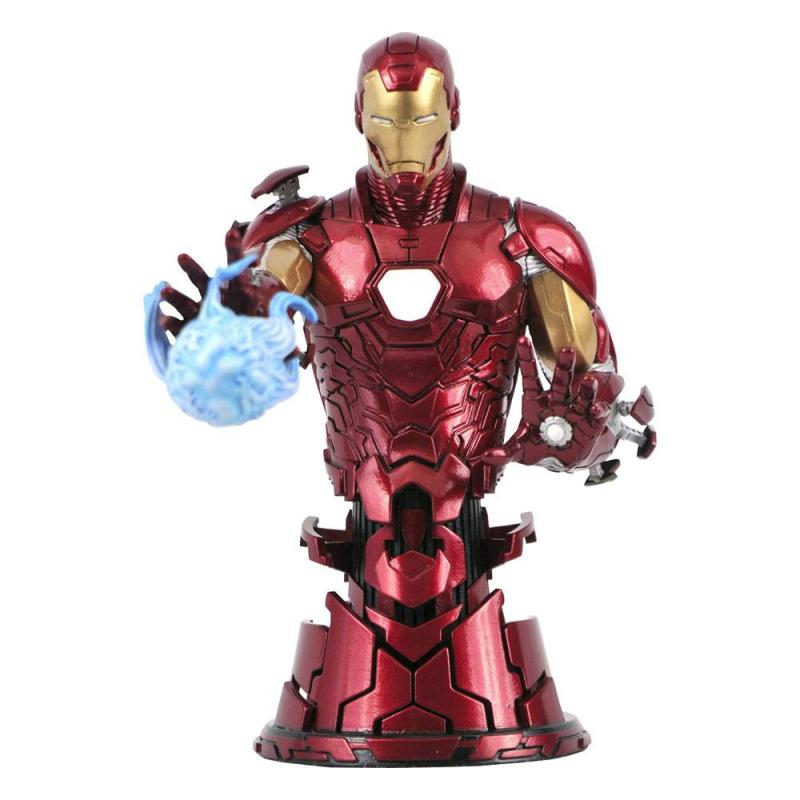 Marvel: Iron Man - Comics Bust 15 cm - Diamond Select