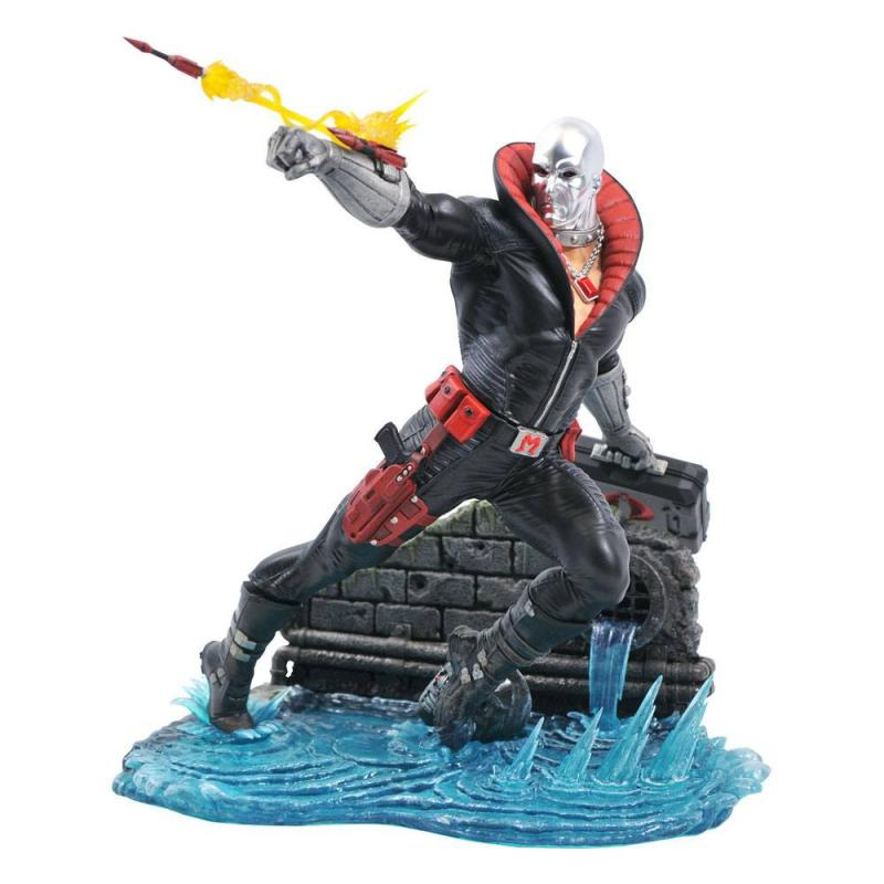 G.I. Joe: Destro 25 cm Gallery PVC Statue - Diamod Select