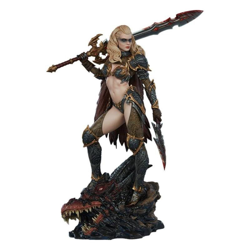 Dragon Slayer: Warrior Forged in Flame -  Originals Statue 47 cm - Sideshow