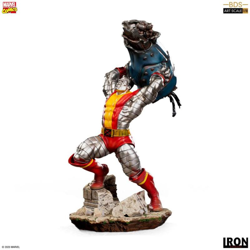 Marvel Comics BDS Art Scale Statue 1/10 Colossus 30 cm