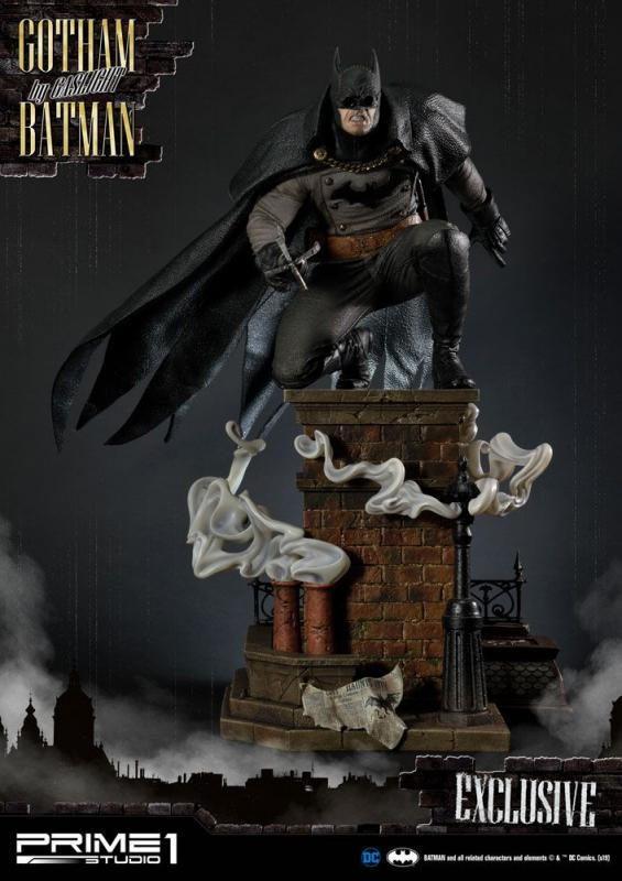 Batman Arkham Origins Statues 1/5 Gotham By Gaslight EX 57 cm Assortment (3)