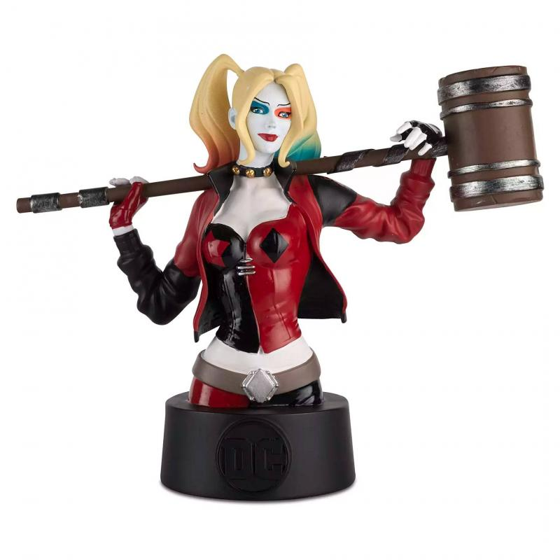 Batman Universe Collector's Busts 1/16 #03 Harley Quinn 13 cm