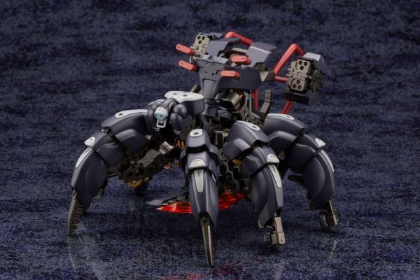 Hexa Gear Plastic Model Kit 1/24 Abysscrawler Night Stalkers Ver. Bonus Edition 15 cm