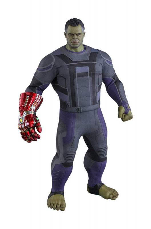 Avengers: Endgame Movie Masterpiece Action Figure 1/6 Hulk 39 cm