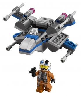 LEGO® Star Wars™ Episode VII Resistance X-Wing Fighter