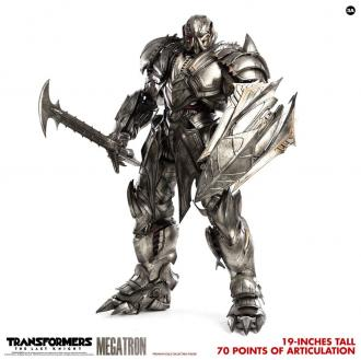 Transformers The Last Knight Action Figure 1/6 Megatron Deluxe Version 48 cm