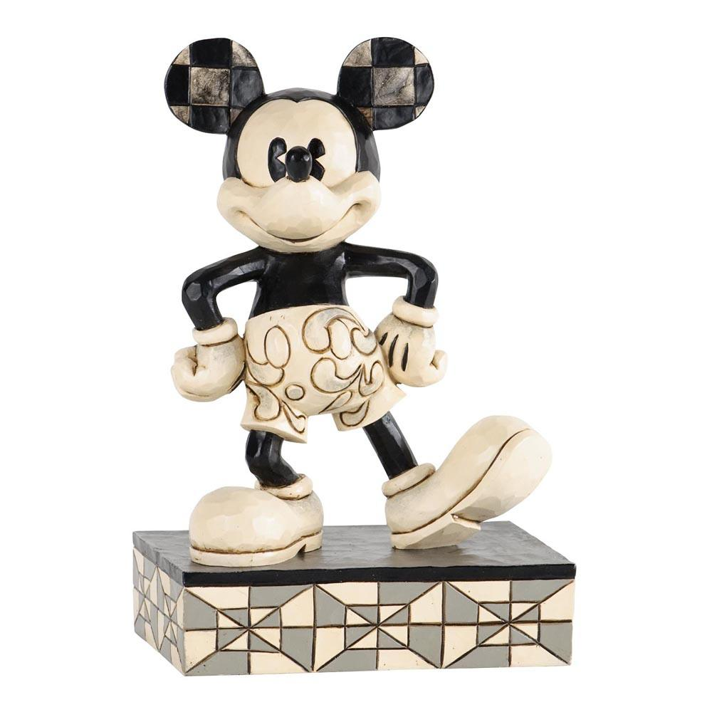 Disney Traditions Plane Crazy (Mickey Mouse) 15,5 cm