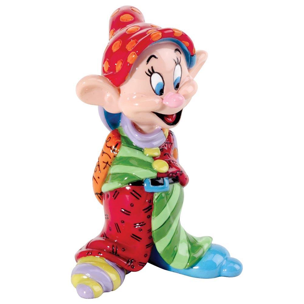 Britto Dopey Mini Figurine 7,5 cm
