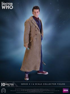 Doctor Who Action Figure 1/6 10th Doctor Series 4 30 cm