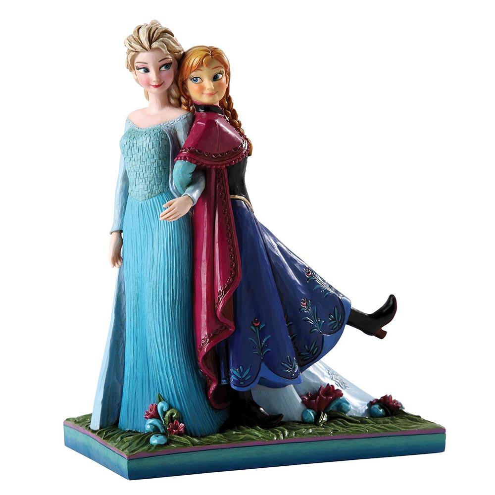 Disney Traditions  Frozen Sisters Forever (Elsa & Anna)