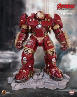 Avengers Age of Ultron Life-Size Statue Hulkbuster
