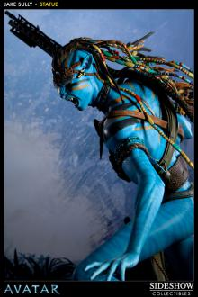 Avatar Statue Jake Sully 48 cm Sideshow