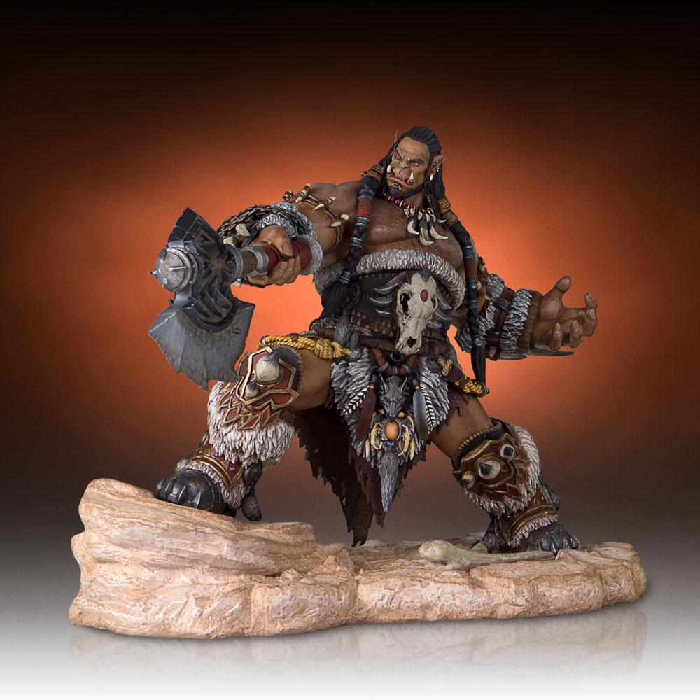 Warcraft The Beginning Statue Durotan 32 cm