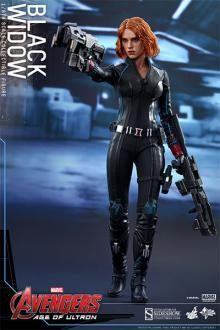 Avengers Age of Ultron 1/6 Black Widow 28 cm