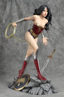 DC Fantasy Figure Gallery 1/6 Wonder Woman (Royo) 26 cm