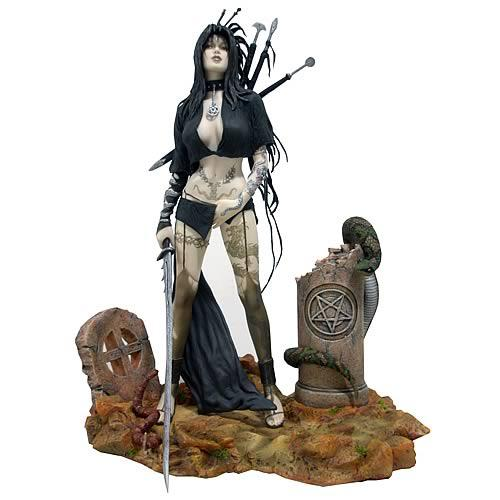 Fantasy Figure Gallery Resin Statue 1/4 Medusas Gaze
