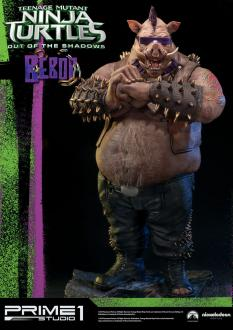 Teenage Mutant Ninja Turtles 1/4 Statue Bebop 54 cm