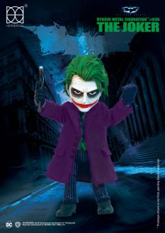 Batman The Dark Knight Hybrid Metal The Joker 14cm