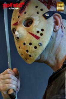 Friday the 13th: The Final Chapter - Jason Bust