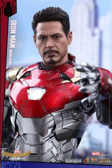 Spider-Man Homecoming 1/6 Iron Man Mark XLVII 32 cm