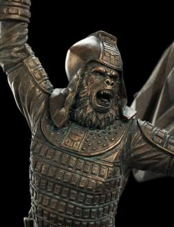 Planet of the Apes Statue General Ursus 50 cm