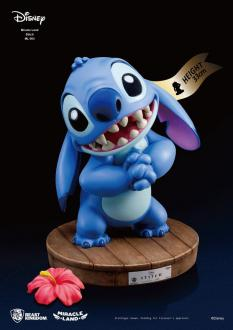 Disney Miracle Land Statue Stitch 33 cm