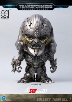 Transformers The Last Knight Super Deformed Vinyl Figure Megatron 10 cm