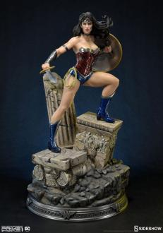 Justice League New 52 Statue Wonder Woman 61 cm Statues Justice League