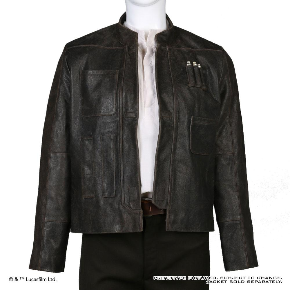 Star Wars Episode VII Replica Han Solo Jacket