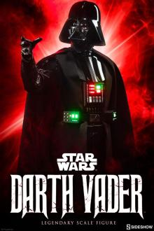 Star Wars Legendary Scale Statue 1/2 Darth Vader (Episode IV) 119 cm