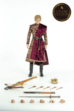 Game of Thrones: King Joffrey Baratheon Deluxe Version - Figure 1/6 - ThreeZero