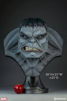 Marvel Comics: Gray Hulk - Bust 1/1 Exclusive - Sideshow