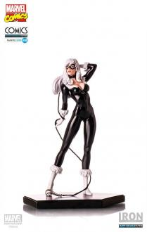 Marvel Comics Statue 1/10 Black Cat 18 cm