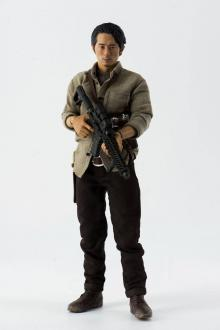 The Walking Dead Action Figure 1/6 Glenn Rhee 29 cm