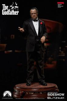 The Godfather Superb Scale Statue 1/4 Vito Corleone 46 cm