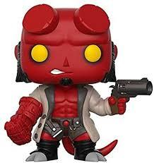 Hellboy POP! Movies Figures Hellboy 9 cm