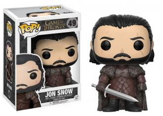 Game of Thrones POP! Television Vinyl Figure Jon Snow 9 cm - Funko