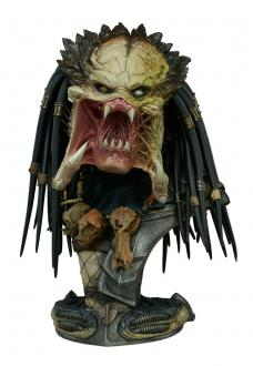 AvP2 Legendary Scale Bust 1/2 Wolf Predator Exclusive