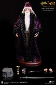 Harry Potter 1/6 Albus Dumbledore 31 cm